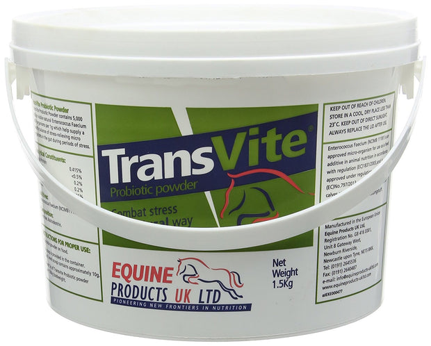 Transvite Probiotic Powder