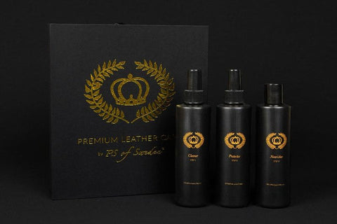 PS of Sweden Premium Leather Care Gift Box