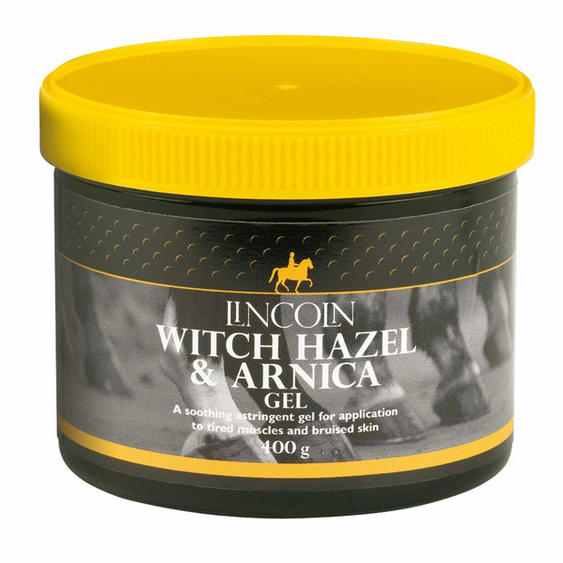Witch Hazel and Arnica Gel