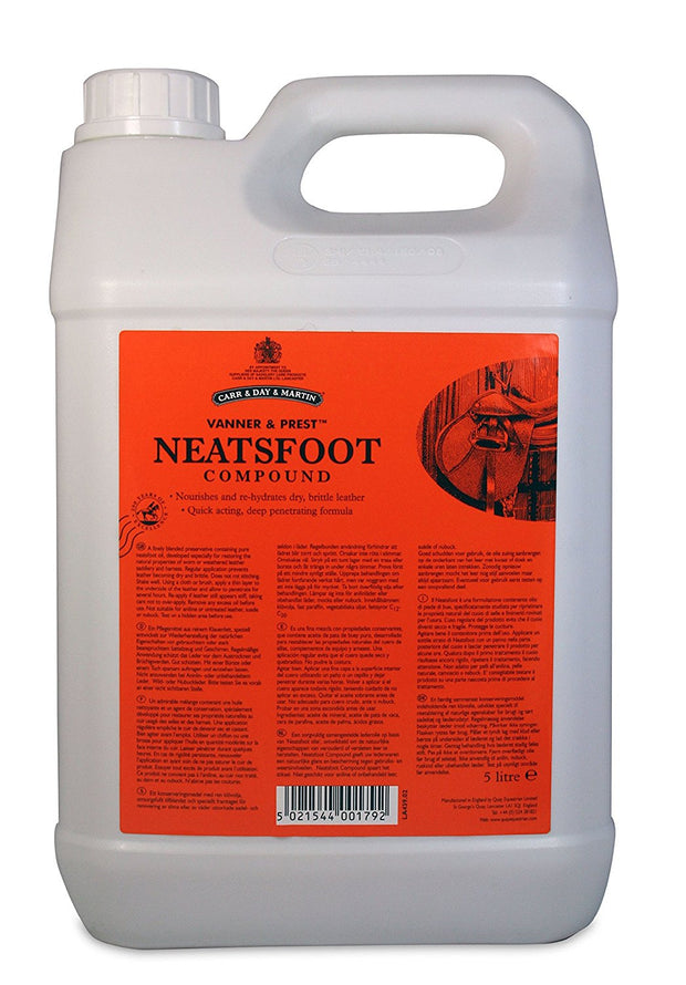 Neatsfoot Compound