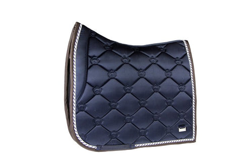 PS of Sweden Saddle Pad Monogram Deep Sapphire Dressage
