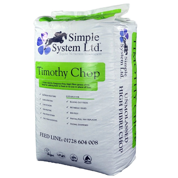 Simple Systems Timothy Chop 15kg