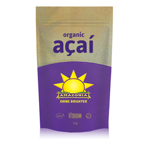 Amazonia Organic Acai Berry Powder