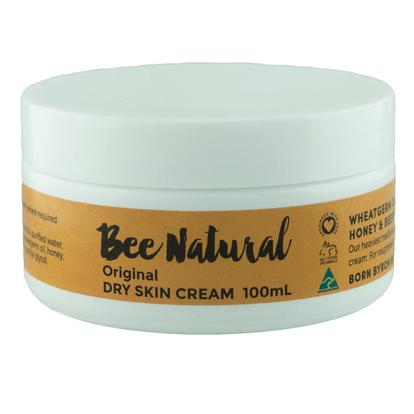 Bee Natural Dry Skin Cream Original
