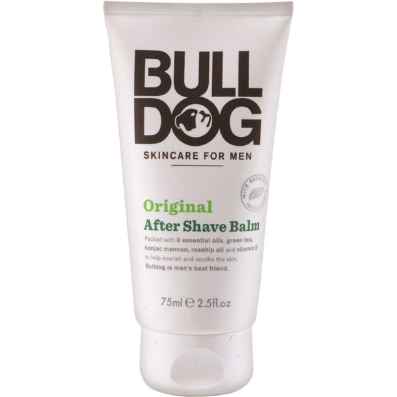 Bull Dog Skincare For Men Original After Shave Balm