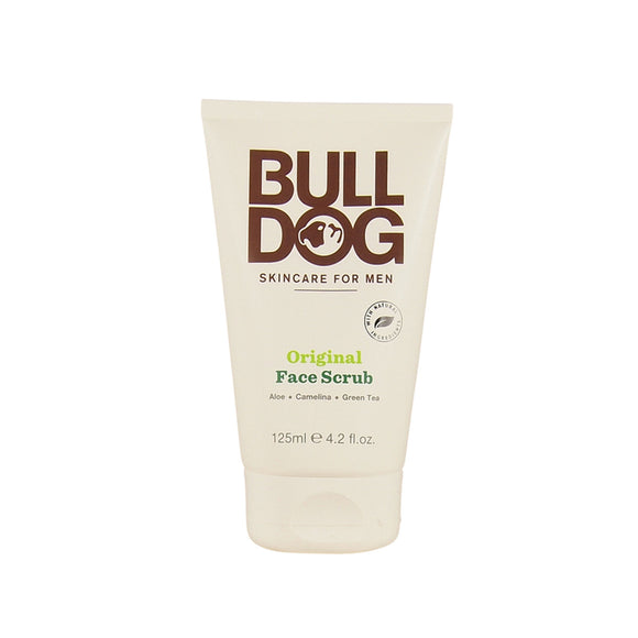 Bull Dog Skincare For Men Original Face Scrub 125ml