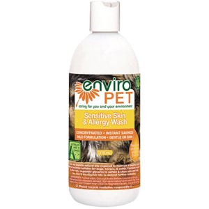 Enviropet Pet Sensitive Skin and Allergy Wash