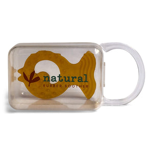 Fish Natural Rubber Teether