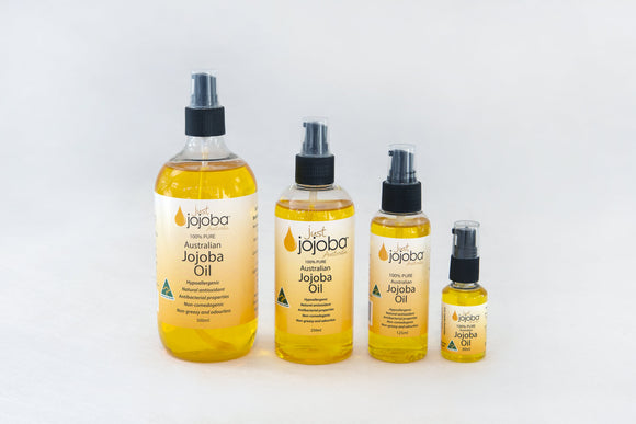 Jojoba Oil for babies - Just Jojoba Australia