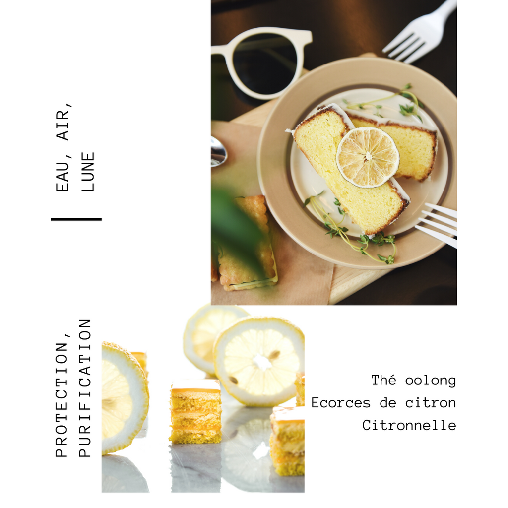 Thé oolong Cheesecake citron - holistea