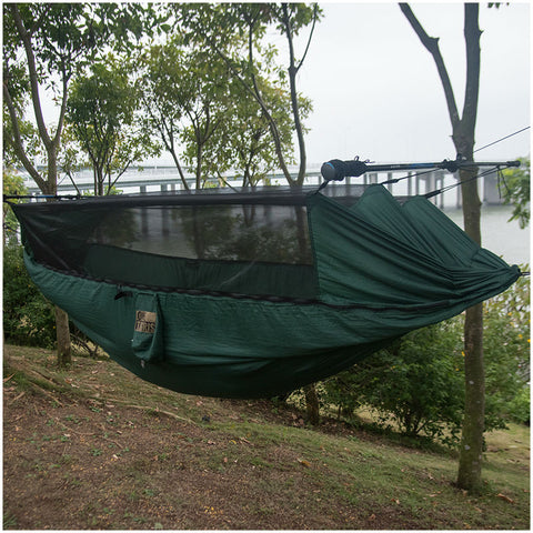 Tent Hammock with Anti-insect Bug Net