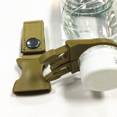 Webbing Buckle Hook Water Bottle Holder Clip