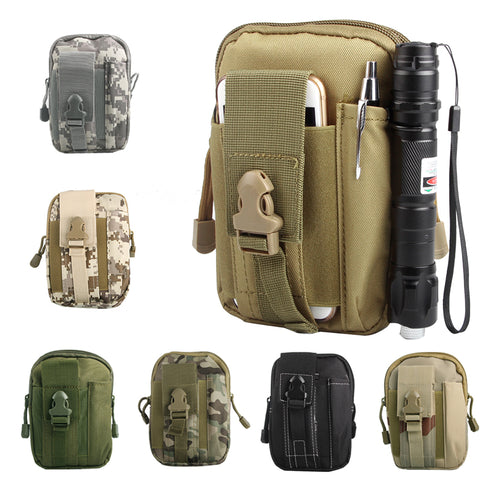Tactical Pouch Kit