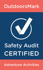 OutdoorsMark Safety Audit Certificate Logo