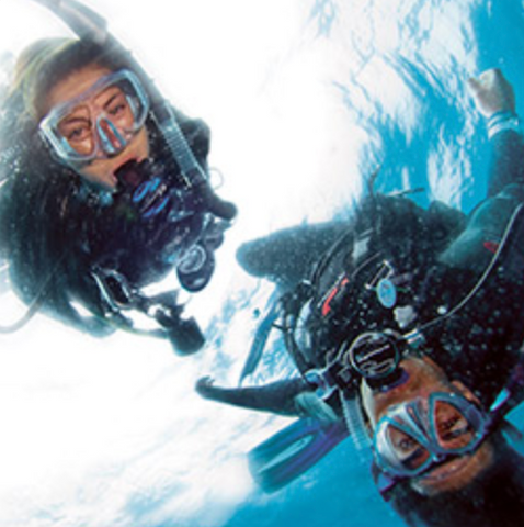 Advanced Open Water Diver e-learning