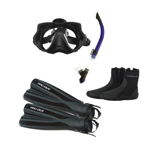 Open Water Essentials Package - Bronze