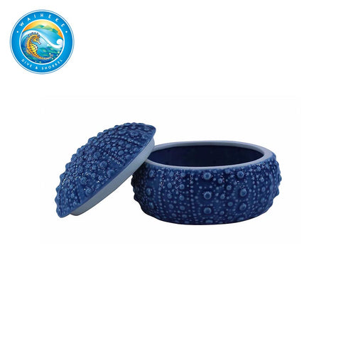 Ceramic Kina Bowl - Waiheke Dive & Snorkel LTD