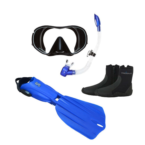 Open Water Essentials Package - Gold