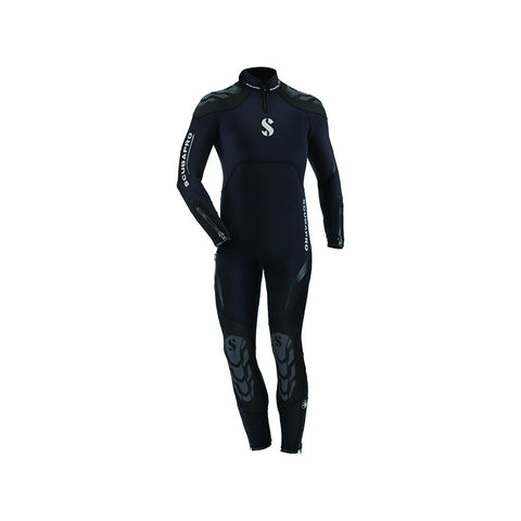Everflex 5/4mm Semi Dry Wetsuit Mens