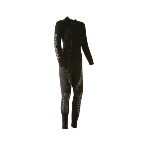 Liberator 6mm Wetsuit Ladies - Waiheke Dive & Snorkel LTD