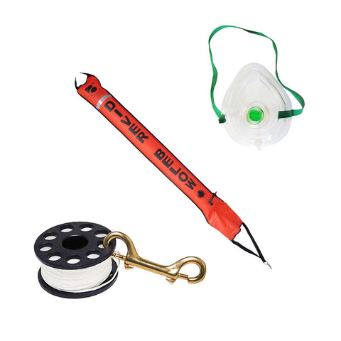 Rescue Diver Essentials Package