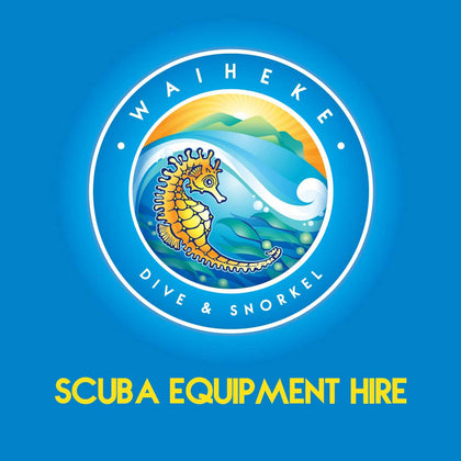 Hire Gear - SCUBA - Waiheke Dive & Snorkel LTD