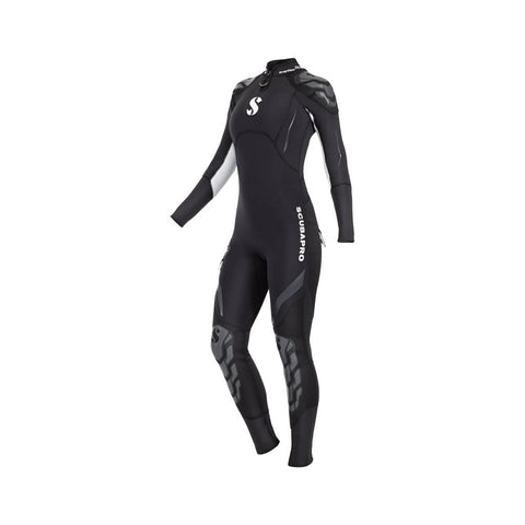 New Everflex 7/5mm Semi Dry Wetsuit Ladies