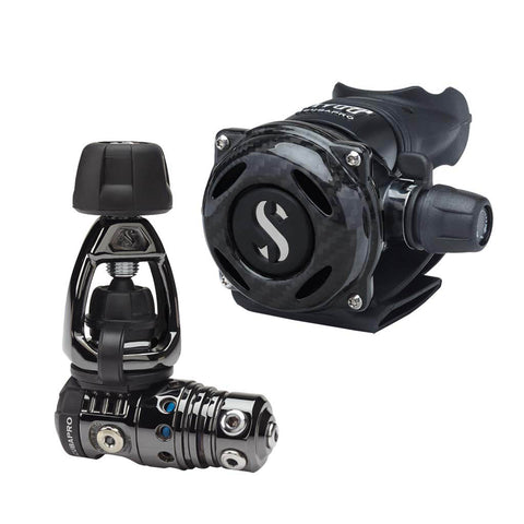 MK25 EVO A700 Carbon Regulator - Waiheke Dive & Snorkel LTD