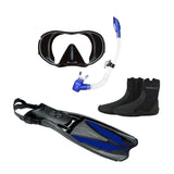 Open Water Essentials Package - Silver