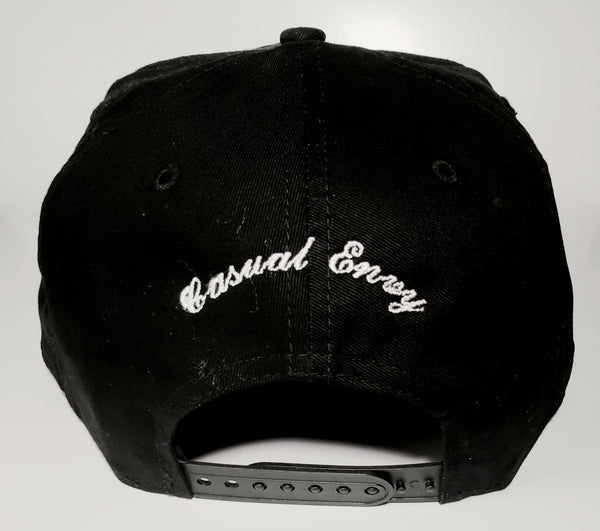 CE Flat Bill Snapback Hat
