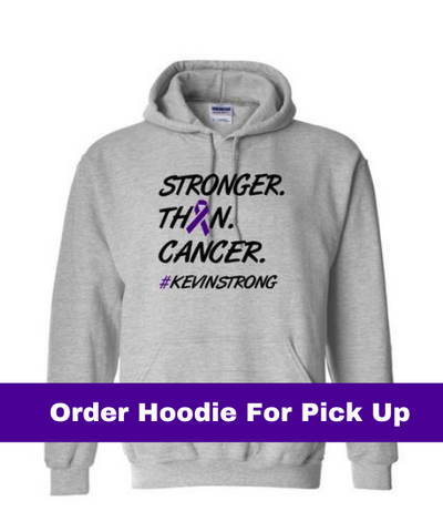 #KEVINSTRONG Hoodie for PICK UP-Pre Order