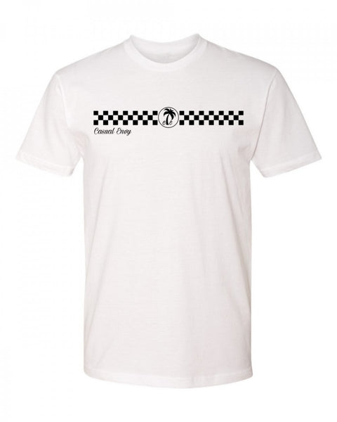 Casual Envy Checkerboard Racer Shirt