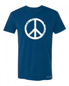 Distressed Peace T-Shirt