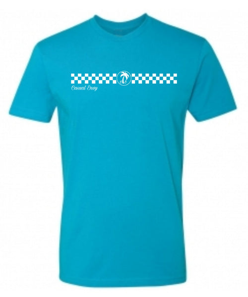 (Youth) Casual Envy Checkerboard Racer T-Shirt