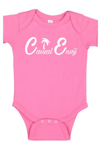 Casual Envy Graphic Onsie