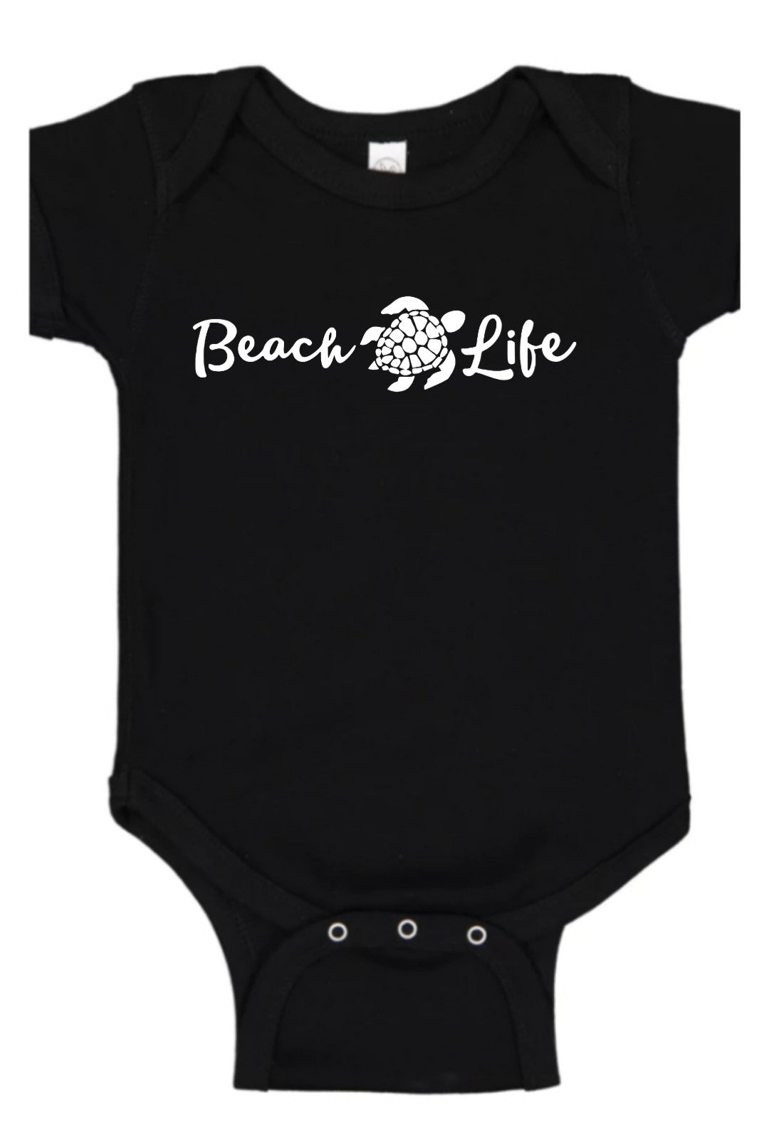 Beach Life Turtle Onsie