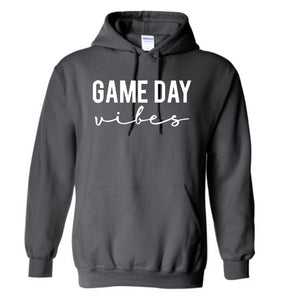 Gameday Vibes Hoodie - Hooded Sweatshirt