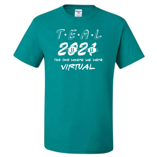 Teal Virtual Summit Shirt