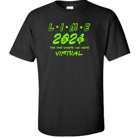 Lime Virtual Summit Shirt