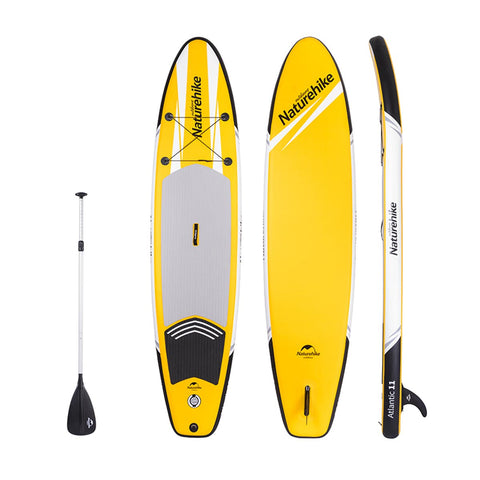 11 ft Atlantic Inflatable Stand Up Paddle Board