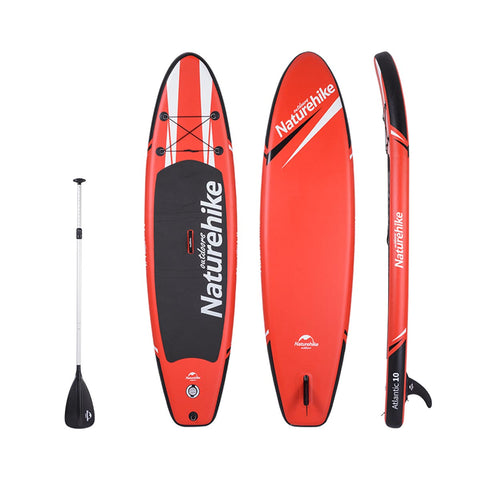 10 ft Atlantic Inflatable Stand Up Paddle Board
