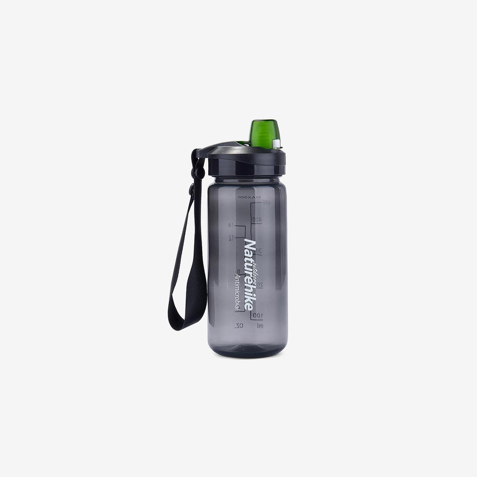 Easy Open Sport Water Bottle 500ml