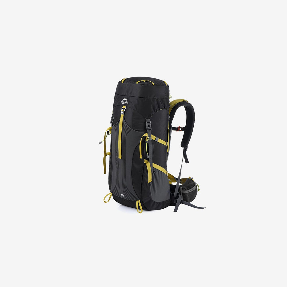 65 + 5L Hiking Backpack