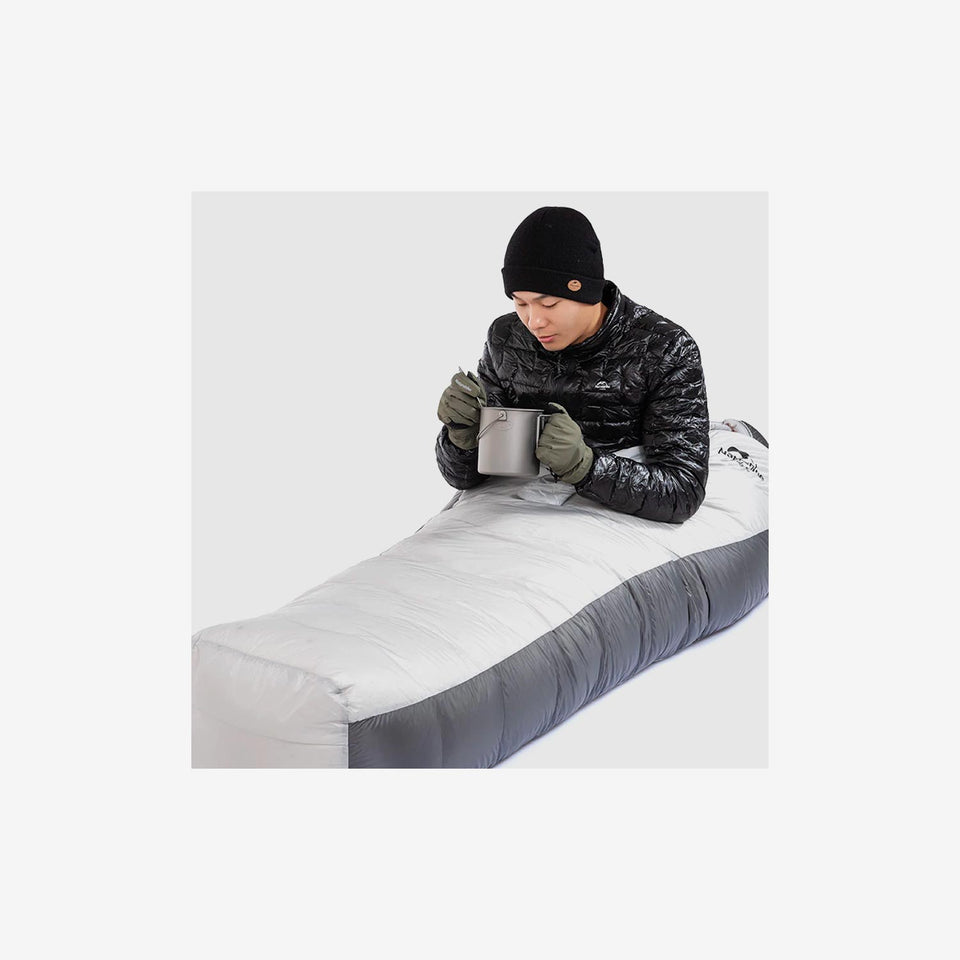 Arctic Mummy Down Sleeping Bag