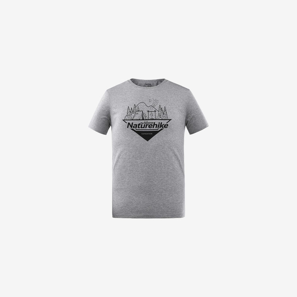 Camp Life Cotton T-shirt