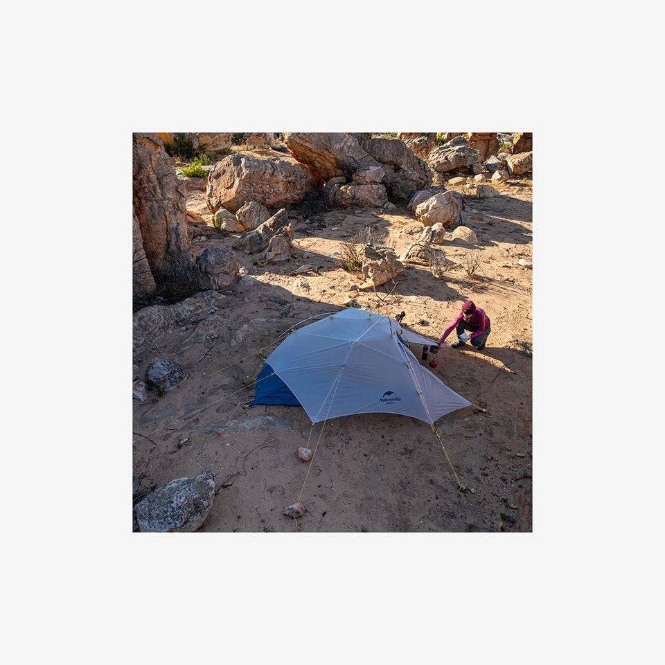 Cloud Up Wing 15D Ultralight 2 Person Tent