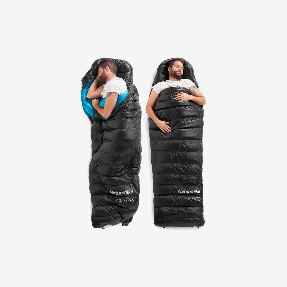 CW400 Ultralight Down Sleeping Bag