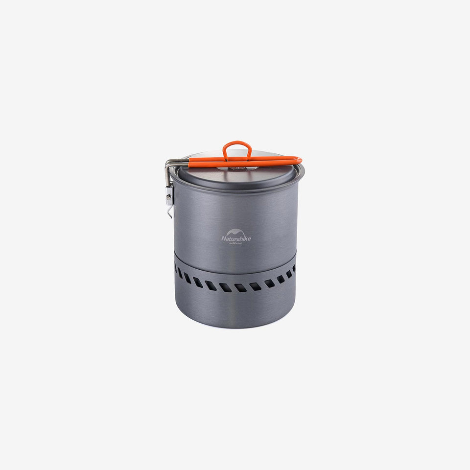 Energy Saving Camping Pot