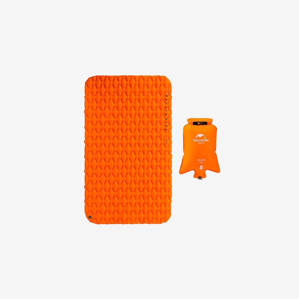 FC-11 Ultralight Prismatic Double Inflatable Pad