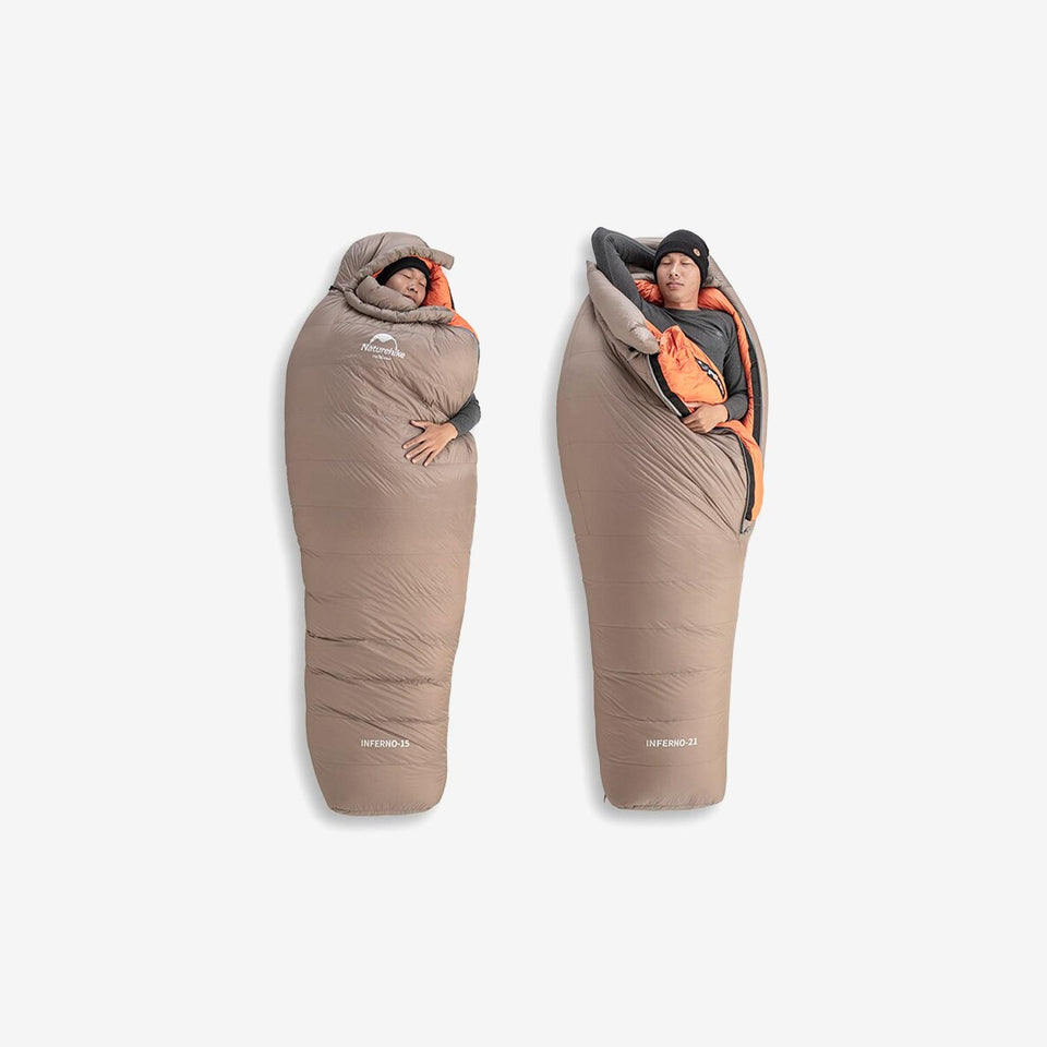 Inferno Mummy Down Sleeping Bag